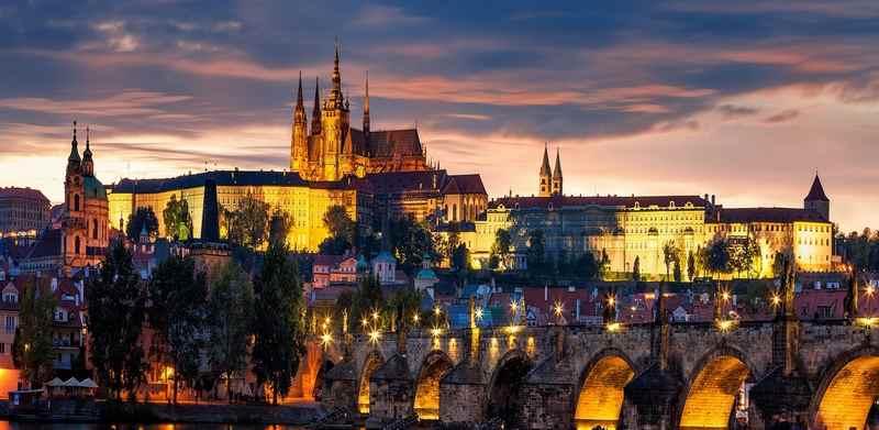 Туры в Чехию из Екатеринбурга