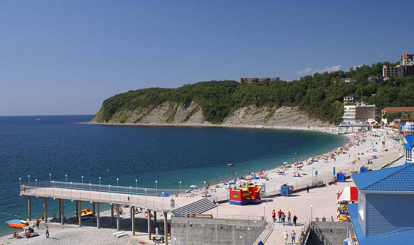 Туры на лето в Краснодарский край