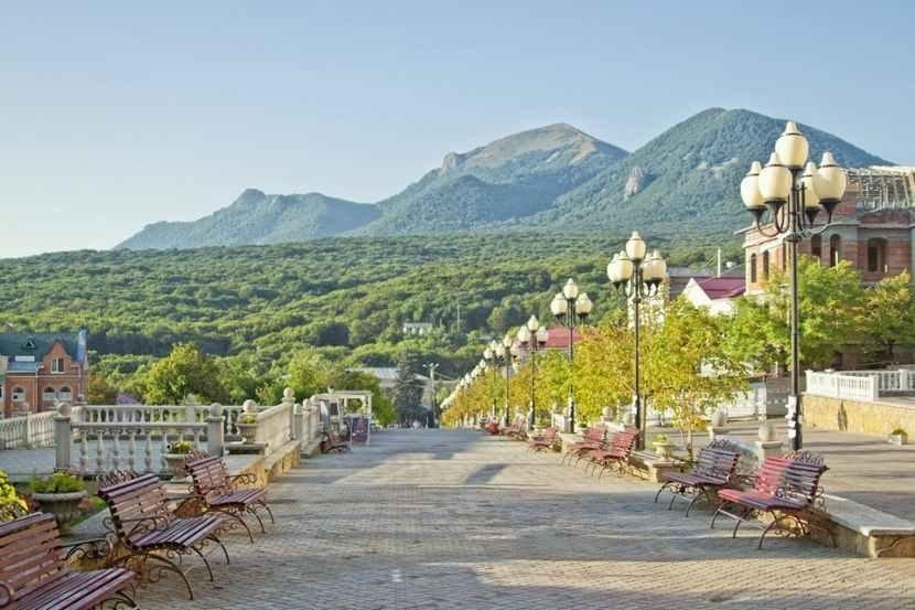 Купить путевки в санатории Кавказских минеральных вод из Екатеринбурга