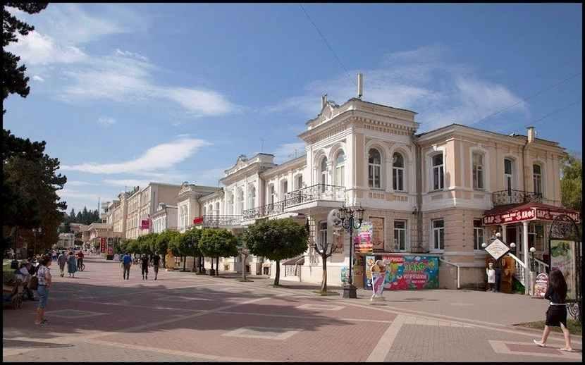 Туры в санатории Кисловодска