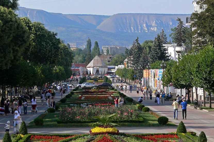 Путевки в Железноводск из Екатеринбурга