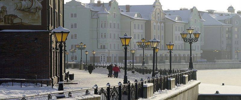 Новогодние туры в Калининград