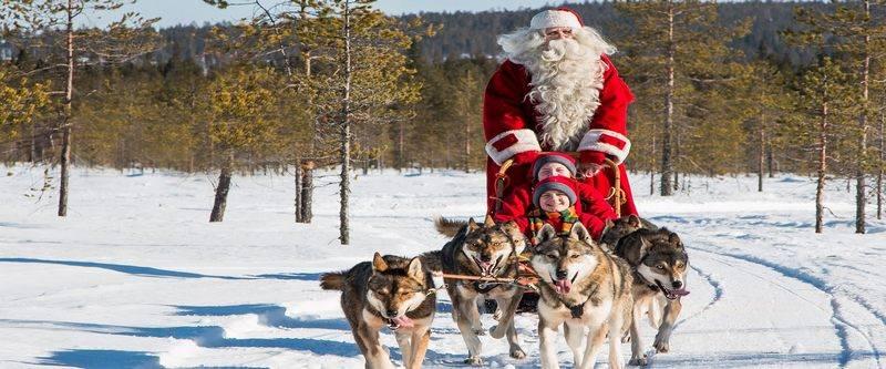 Отдых и новогодние туры в Карелию