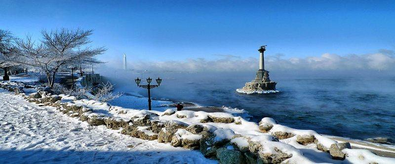 Новый год в Крыму 2017
