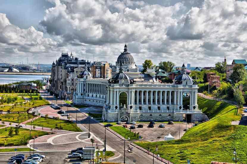 Туры в Казань 2016 из Екатеринбурга