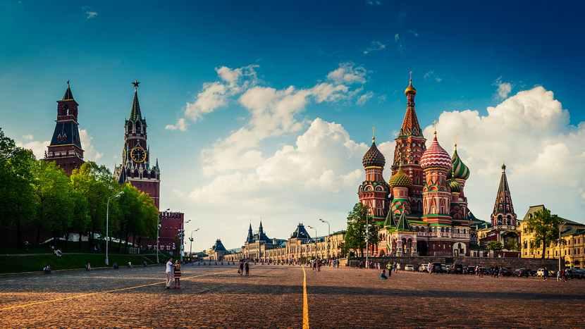 Экскурсии в Москву